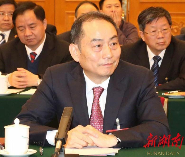 【湖南日报】:詹纯新代表:在供给侧结构性改革中彰显