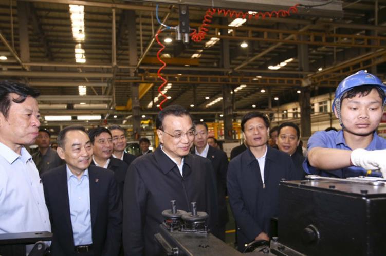 总理关心工程机械物联网大数据登上国产大马力拖拉机