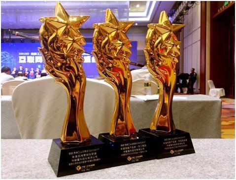 中联重科博鳌CMIIC2017品牌盛会分享智造成就斩获产品、品牌大奖