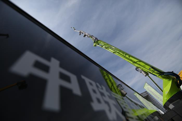 品牌价值585.73亿元!中联重科连登中国500最具价值品牌榜单15年