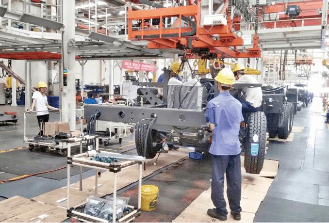 《经济参考报》:上半年制造业PMI保持扩张