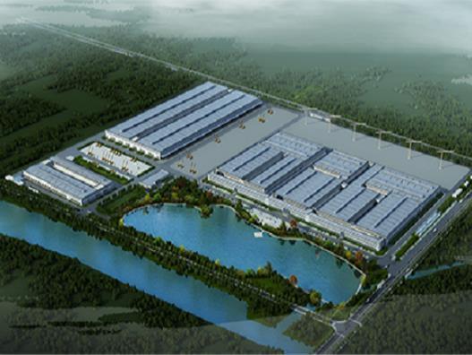揭秘中联重科全球最大塔机智能工厂