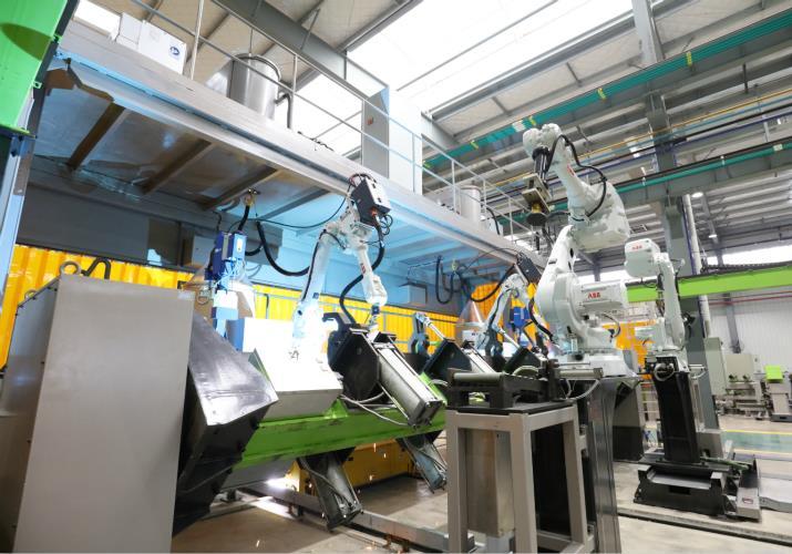 智能工厂和智能产品加持中联重科塔机未来可期