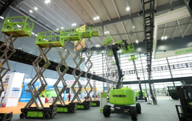 高空作业平台是中国工程机械行业的新增长点