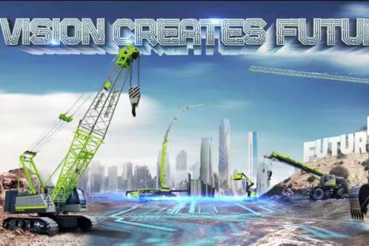 中联重科14款精品将亮相美国工程机械博览会万里远程操作等智能化演示备受期待